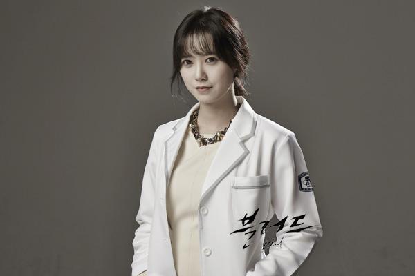A surgeon at Taemin Cancer Center, Yoo RiTa [Blood...