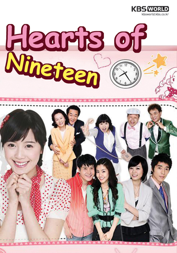 Hearts of Nineteen poster